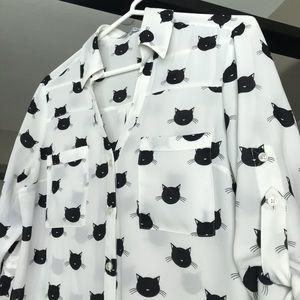 Express Portofino Shirt - Size Small
